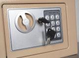 Cofre forte eletrônico do hotel, cofre forte pequeno para miúdos, mini caixa segura