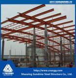 Fascio della struttura d'acciaio per la costruzione della decorazione