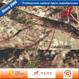 Pvc bedekte Waterdichte Katoenen van de Polyester Stof voor Tent met een laag
