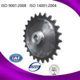 Pitch doble Roller Chain Sprocket con SGS Approved