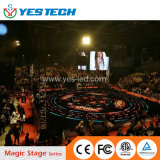 Colore completo LED Dance Floor di Festigal P5.9 della High School di Isreal