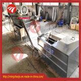 販売のための自動サツマイモの洗浄および皮機械