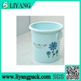 Puede cambiar el diseño de la flor del color, película del traspaso térmico para el compartimiento de basura
