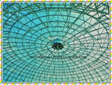 경량 강철 공간 지붕 Truss 금속 지붕 건물