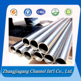 Exhaust Pipe Manufacture를 위한 ASTM B338 Gr2 Titanium Pipe Used
