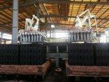 Bloquer automatiquement le chargement et déchargement de la machine, machine d'empilage de brique automatique