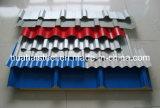 Farbe-Überzogener gewölbter galvanisierter Stahlring/Blatt (Yx10-125-875) für Gebäude