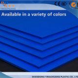 Strato bianco del PVC Celuka della plastica per il materiale di stampa