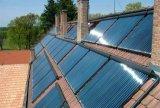 Capteur solaire pressurisé de caloduc pour le chauffage d'eau