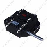 Válvula Part-Turn Xhw Caixa de velocidades