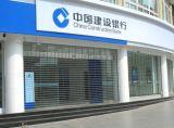 Boa qualidade chinês elegante porta comercial