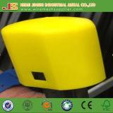 黄色いReoの星のピケットの三角形の帽子