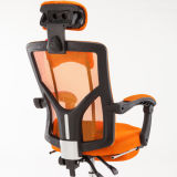 Silla ejecutiva del juego de la silla de la oficina del cuero de la reunión