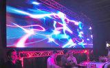 Alquiler de interior/al aire libre popular que hace publicidad de la visualización de LED (P6.25, P4.81, P5.95)