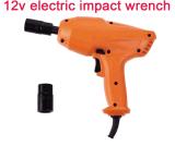 12V бесщеточный беспроводной электрический ударный гайковерт, беспроводные воздействие сверло
