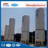 25m3 de vacuüm Cryogene Tank van de Opslag van Co2 van de Stikstof van de Vloeibare Zuurstof