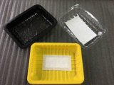 中国の製造業者のウォールマートのフルーツの包装の使用PPペットプラスチックフルーツの収納箱