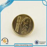 Moneta su ordinazione di sfida della fabbrica con colore dello smalto