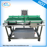 Automatic Conveyor Weight Checking Checkweigher Machine