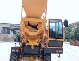 Het veilige en Flexibele Systeem van de Verrichting allen in Één Vrachtwagen van de Mixer met 1.5 en 3.5 Kubieke Capaciteit van de Meter