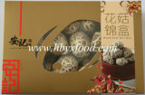 Migliore fungo di Shiitake liscio secco all'ingrosso di vendita con Nizza imballaggio