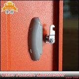 Casier bon marché de portes de l'acier cinq en métal