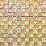 13の面のダイヤモンドミラーのガラス正方形のモザイク・タイル