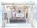 Машина установки кирпича глины центрального поста управления PLC автоматическая