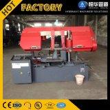 Métal coupant la machine de Sawing automatique horizontale de bande G4028