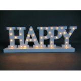 MDF의 LED Christmas Decorative Lights Made