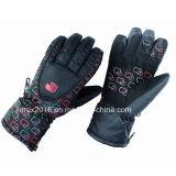 El esquí se divierte los guantes al aire libre calientes de Moto del invierno