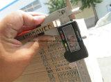 9mm 스리랑카 시장을%s 최고 질 멜라민 MDF는 가져온 기계에 의하여 생성했다
