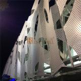 Strato di alluminio perforato del reticolo vuoto del foglio per il sistema della facciata