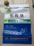 Sac tissé par pp de garniture de qualité pour l'engrais/farine/alimentation de empaquetage