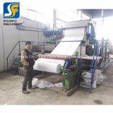 Papel Higiénico Jumbo molinete máquina de fabricación del tejido Camisa del precio de fábrica de producción