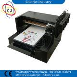 싼 t-셔츠 인쇄 기계, 기계를 인쇄하는 최고 3D t-셔츠
