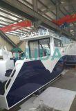 Markt van Australië keurde de Boot van de Snelheid van het Aluminium van de Zee Visserij van de Catamaran van 910m goed