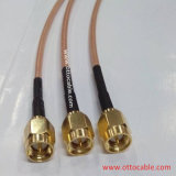 SMA ConnectorのRg316 Coax Cable Assembly