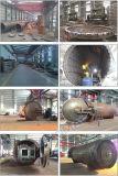 直径3.34*6mガラスのオートクレーブ装置