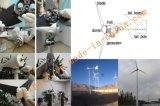 sistema di generatore di energia eolica 3kw per la BATTERIA 12V200AH del GEL del sistema di Fuori-griglia di uso dell'azienda agricola o della casa