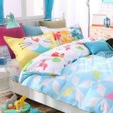 Home Produtos Têxteis 100% algodão reativa twin cama de Impressão definida