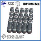 Kundenspezifisches Soemcnc-Präzisions-maschinell bearbeitenaluminium CNC-drehenmaschinell bearbeitenteil
