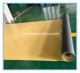 Het gele /Orange Waterdichte Membraan van pvc voor Tunnel en Voorgevormde Toebehoren