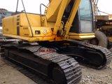 Excavador usado del excavador 200ton de la correa eslabonada de KOMATSU PC200-6