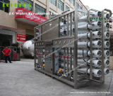 Usine de purification d'eau d'osmose d'inversion de machine de traitement des eaux de RO