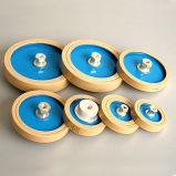 Condensatore di ceramica del piatto di alto potere (CCG81-7, 2000PF, 15KV, 125kVA)
