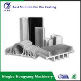Il dissipatore di calore di alluminio la pressofusione