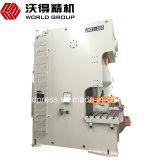 Máquina de carimbar Metal Jh21 315 Ton Tipo C prensa elétrica Excêntrico Punch Press