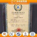 Het houten Duurzame Typische Aluminium/het Aluminium/de Schuifdeur Aluminio van de Kleur