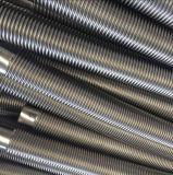 De grand diamètre durite flexible en métal ondulé